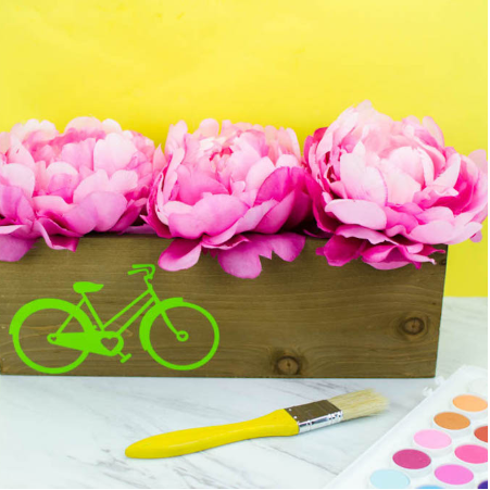 Diy Bicycle Decal