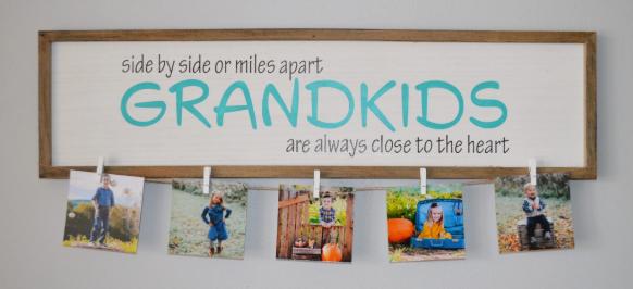 Diy Grandma Sign