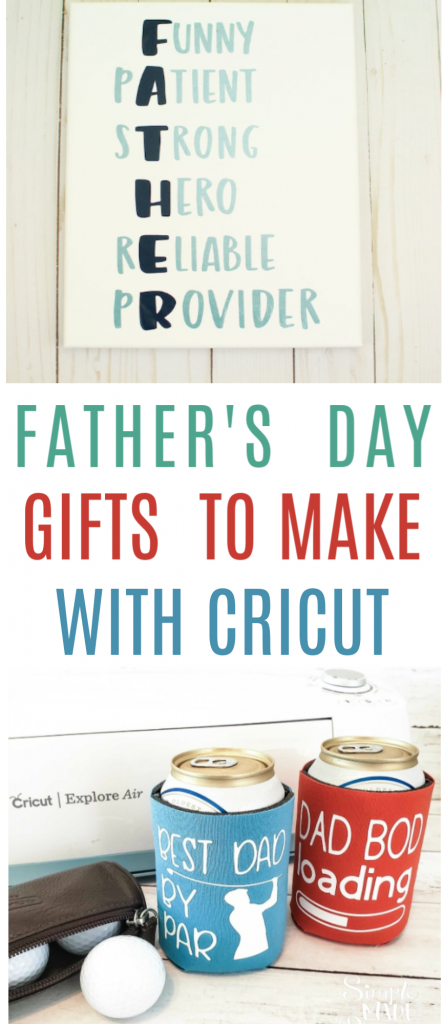 Fathers Day Gifts To Make With Cricut 1