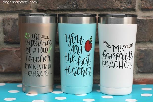 Teacher Tumblers