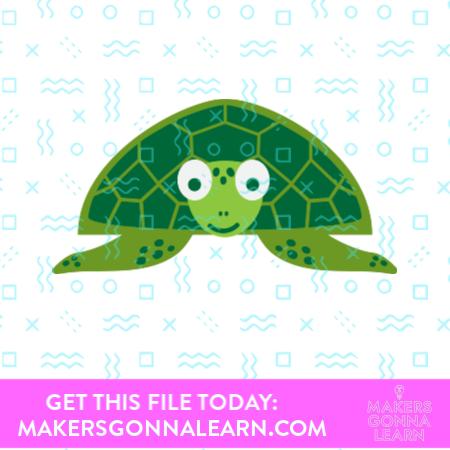 Turtle Boookmark