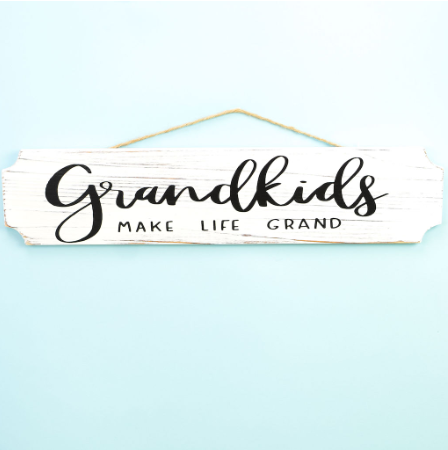 Cricut Home Decor For Grandparents