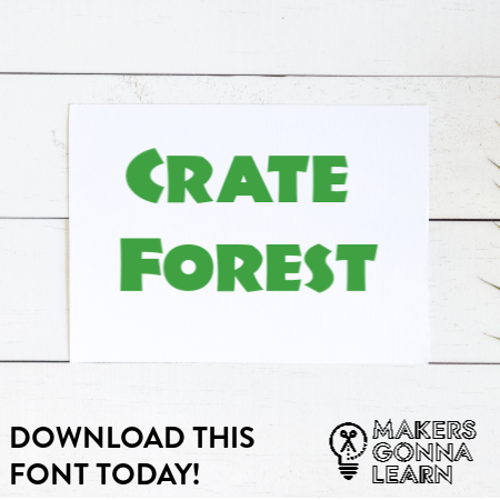 Crate Forest