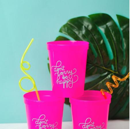 Easy Vinyl Party Cups