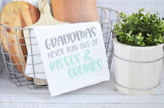 Grandmas Kitchen Towel