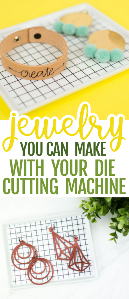 Jewelry You Can Make With Your Die Cutting Machine
