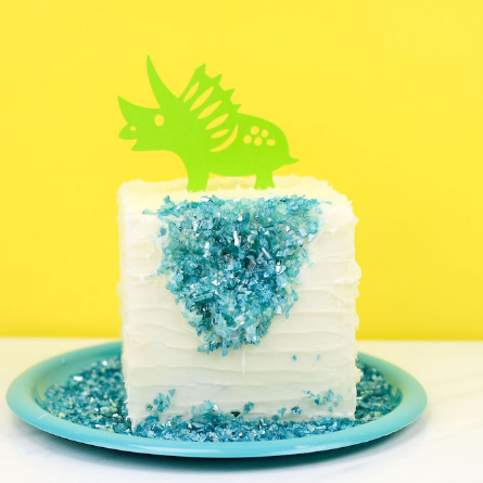 Kids Paper Cake Topper