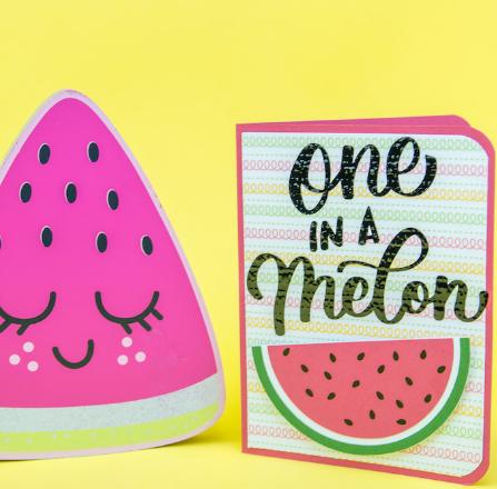 Multi Layered Summer Card