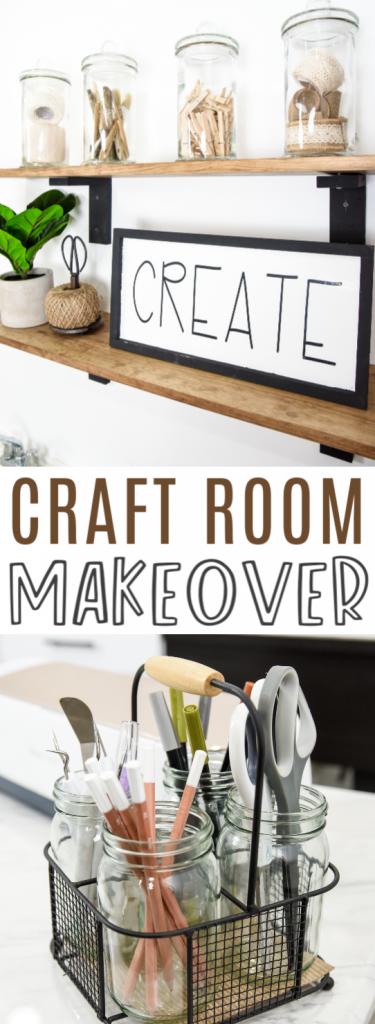 Craft Room Makeover1