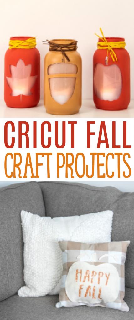 Cricut Fall Craft Projects