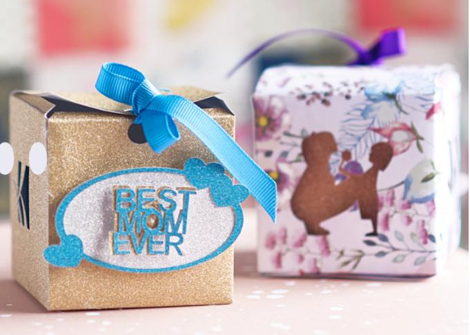 Diy Gift Box For Mom