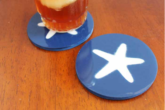 Diy Wood Coasters With The Cricut Maker And Resin