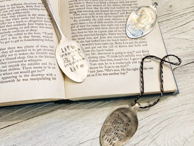 Spoons Bookmarks