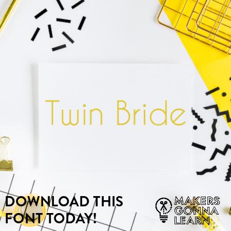 Twin Bride