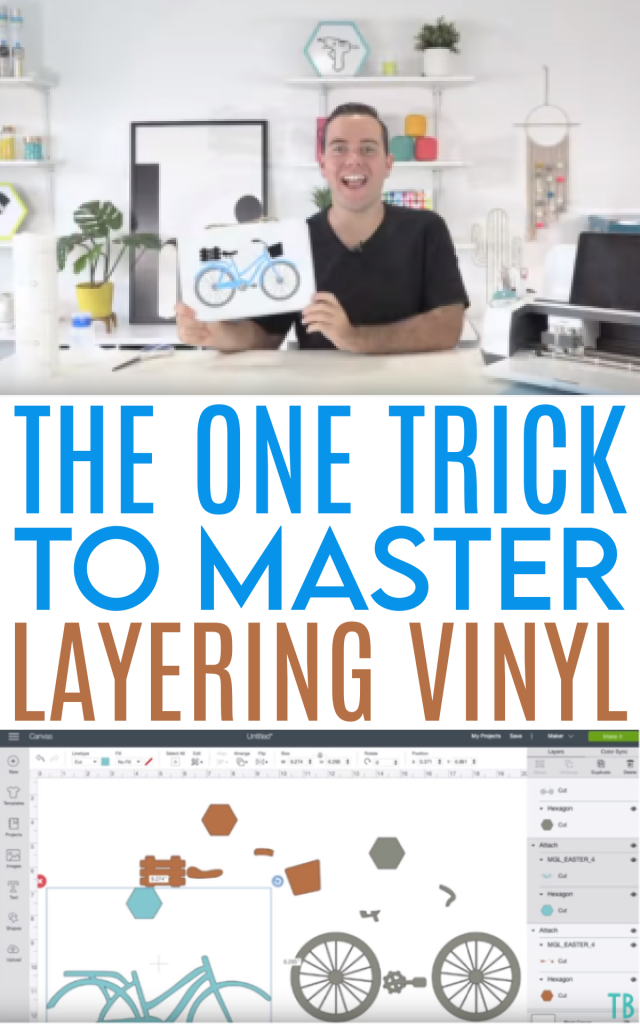 The One Trick To Master Layering Vinyl