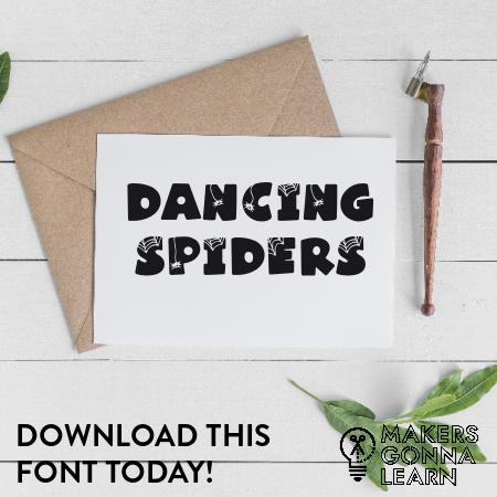 Dancing Spiders
