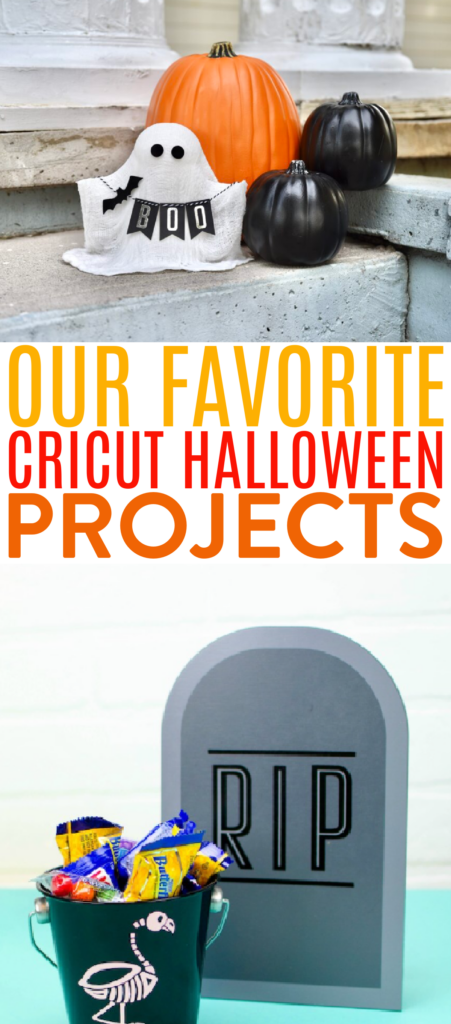 Our Favorite Cricut Halloween Projects