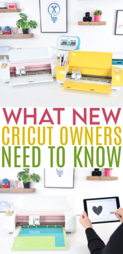 What New Cricut Owners Need To Know