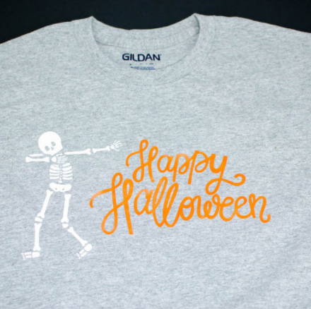 Dabbing Skeleton Shirt