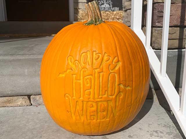 Carved Pumpkin Main