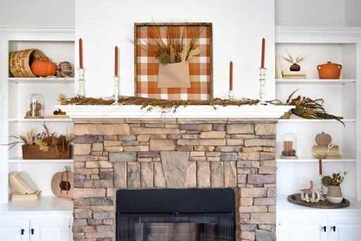 Cricut Fall Home Decor craft projects