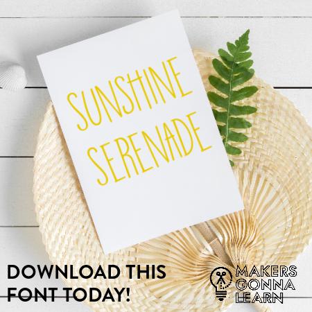 Sunshine Serenade