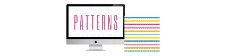Bonus! Pattern Creation (1)