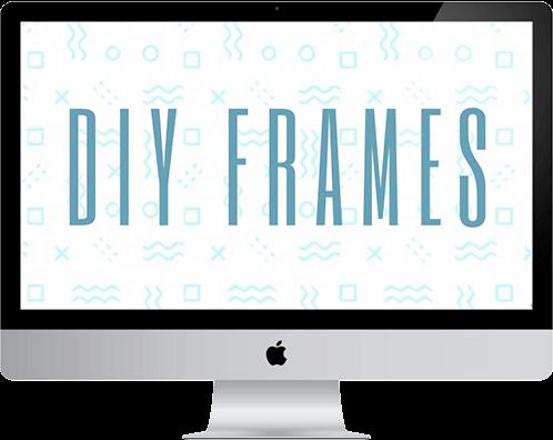 Bounus Diy Frames