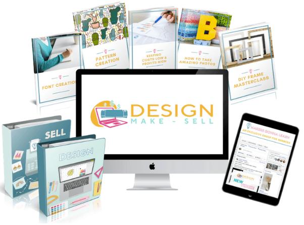 Design Make Sell Image