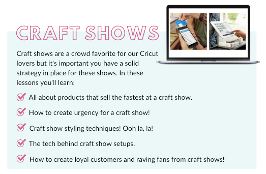 M Sell Craft Shows