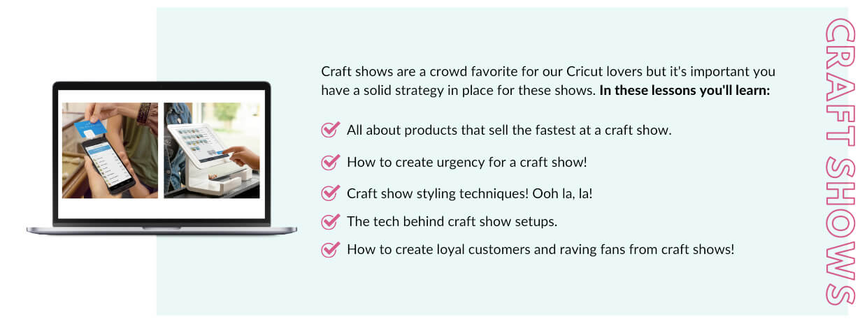 Sell Crafting Shows
