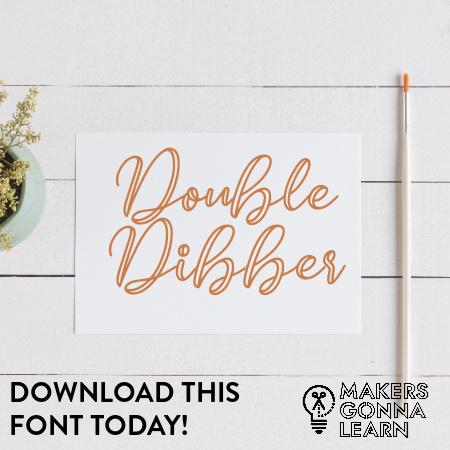 Double Dibber