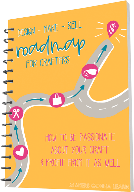 Roadmap for Crafters Book