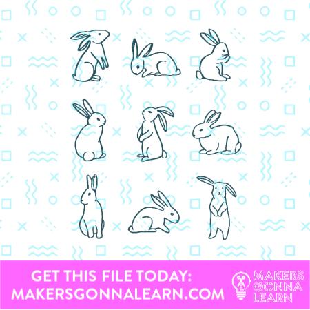 Bunny Grid