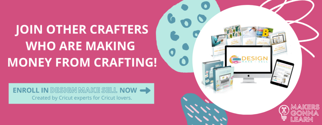 Join other crafters who are making money from crafting