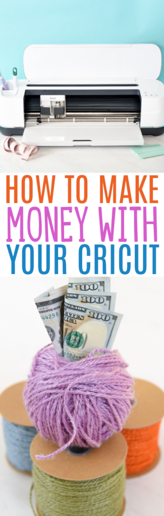 How To Make Money With Your Cricut 1