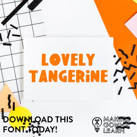 Lovely Tangerine