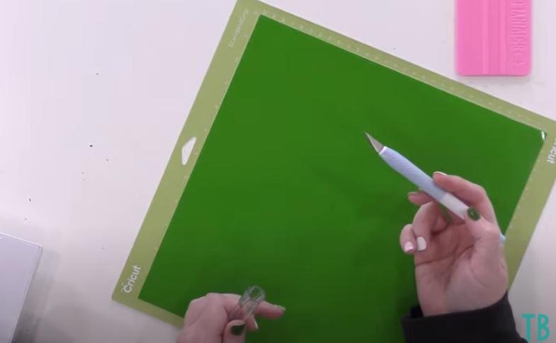 Using The Cricut Trucontrol Knife