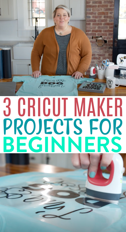 3 Cricut Maker Projects For Beginners 1