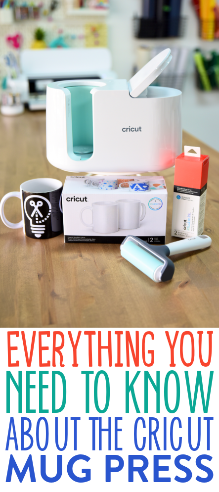 Everything You Need To Know About The Cricut Mug Press 1