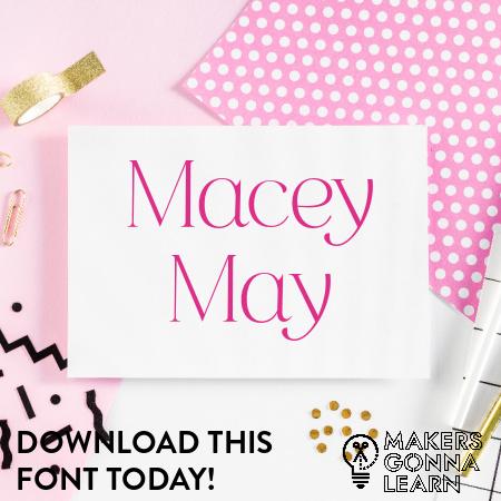 Macey May