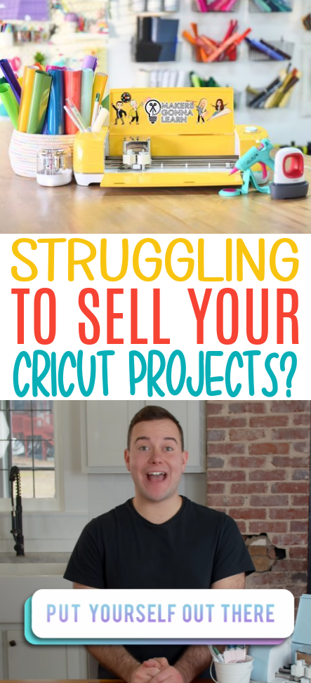 Struggling To Sell Your Cricut Projects 1