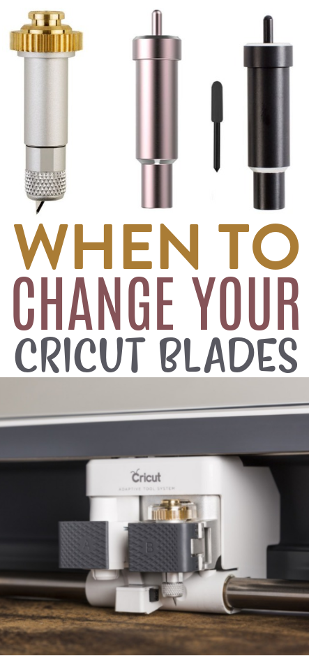 When To Change Your Cricut Blades 1