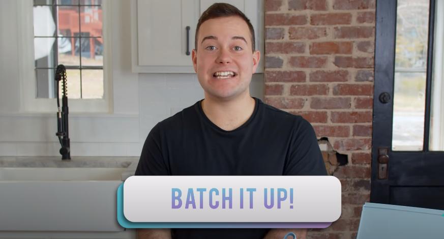 Batch It Up
