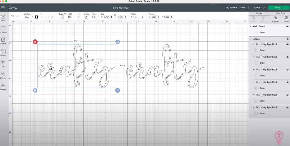 Changing Cut Lines To Draw Lines In Word That Is Attached