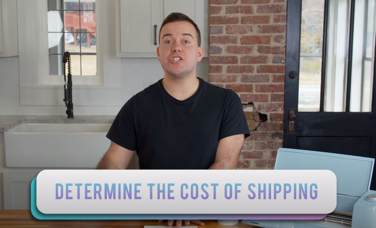 Determine Cost Of Shipping