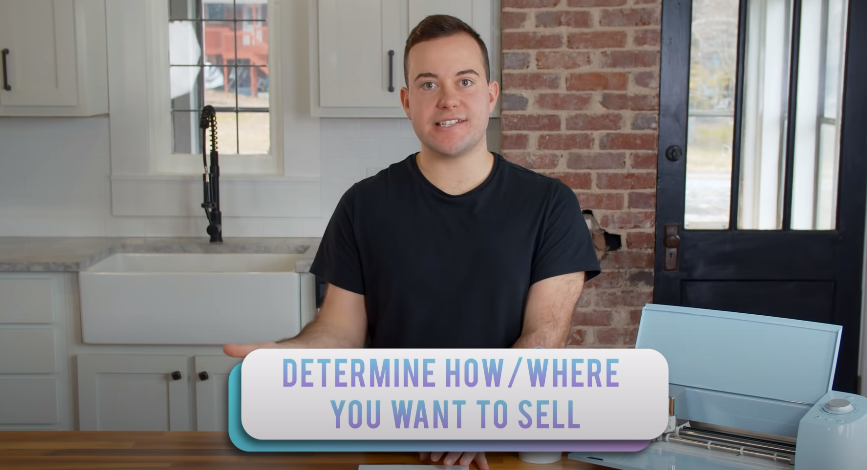 Determine How And Where You Want To Sell
