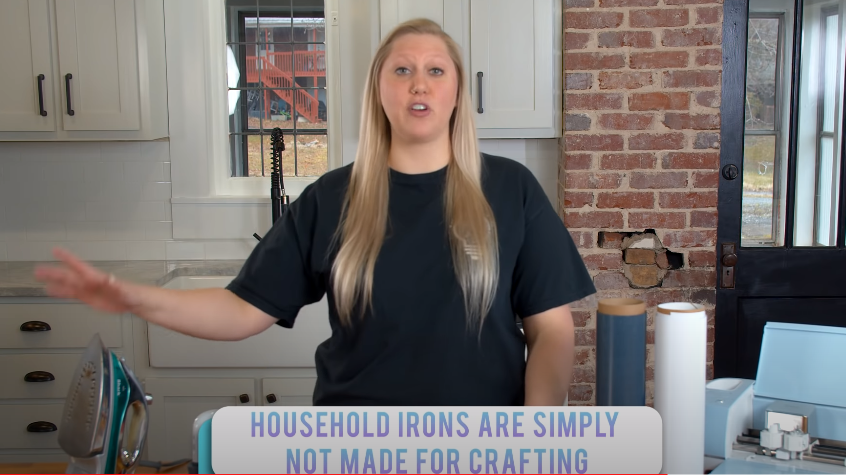 Irons Arent Made For Crafting