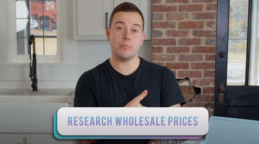 Research Wholesale Prices when you're ready to build your Cricut business