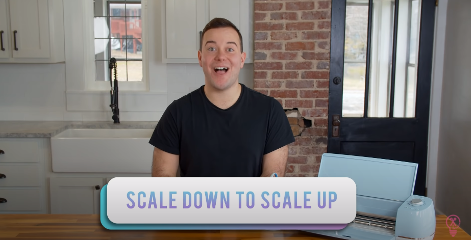 Scale Down To Scale Up